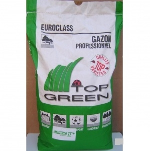 GAZON TOP GREEN EUROCLASS 10 KG